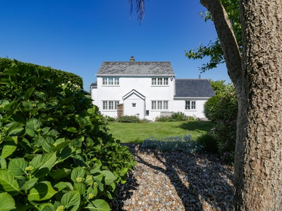Rowan Cottage, Cornwall, Cubert