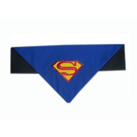 Superpup Superman Bandana