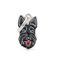 Scottish Terrier Engraved ID Tag