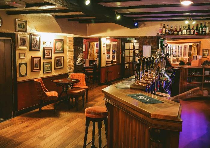 The George & Dragon Hotel, Yorkshire 1