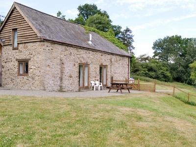Sophies Barn, Powys