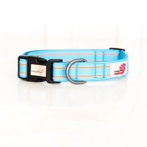 Comfort Padded Dog Collar – Blue