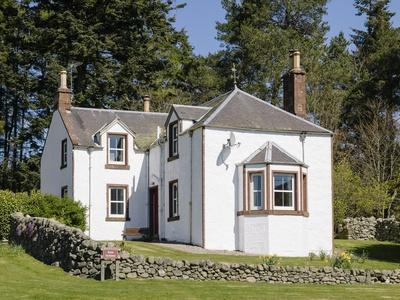 Rottal Farmhouse, Angus, Kirriemuir