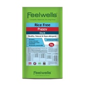 Feelwell's - Complete Low GI Food - Puppy Duck