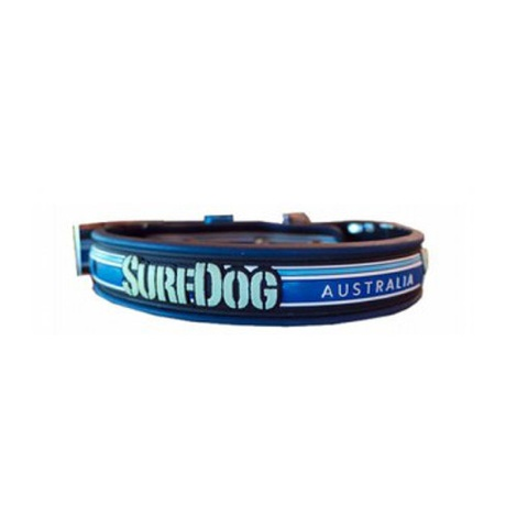 Surf Dog Waterproof Dog Collar - Blue