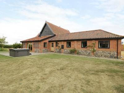 Upper Barn Annexe, Norfolk, Harleston
