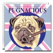 The Graduate Collection - Pugnacious Card