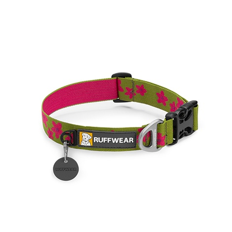 Hoopie Dog Collar - Wildflower