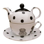 Laura Lee Designs - Dogs Tea For One