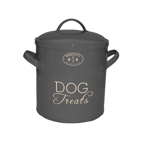 Dog Treats Storage Tin