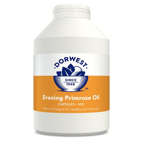 Evening Primrose Oil Capsules for Dogs and Cats 3