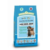 James Wellbeloved - JW Junior Fish & Rice (Large Kibble) 15kg