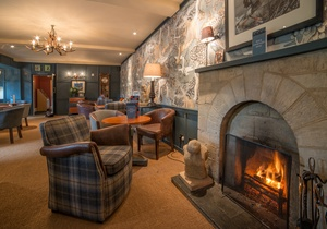 The Swan Hotel, Gloucestershire 4