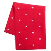 Mutts & Hounds - Cranberry Star Cotton Tea Towel
