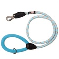 Comfort Rope Dog Lead – Blue 3