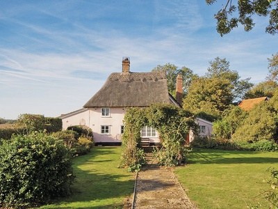 The Cottage, Suffolk, Dallinghoo