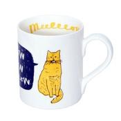 New House Textiles - Meow Mug