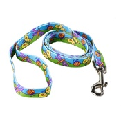 Yellow Dog - Butterflies Dog Lead