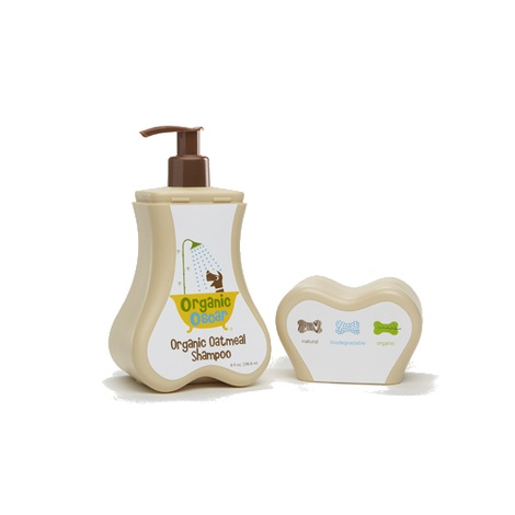 Oatmeal Shampoo & Aloe Vera Conditioner Set 3