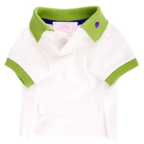 Exclusive Edition Green Iridium Dog Polo