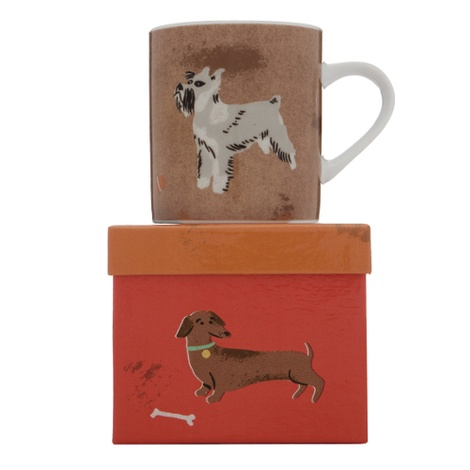 Dog Mug - Colin the Schnauzer
