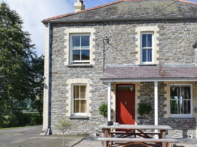 Tyllwyd Farmhouse, Ceredigion, Aberystwyth