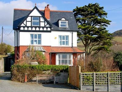 Brodawel House, Gwynedd, Aberdovey