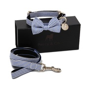 Percy & Co - Bow Tie & Lead Set - Chichester