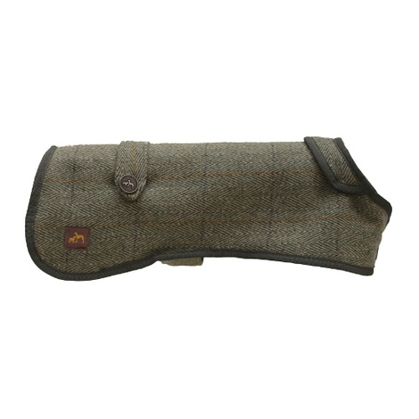 Tweed Dog Coat 2