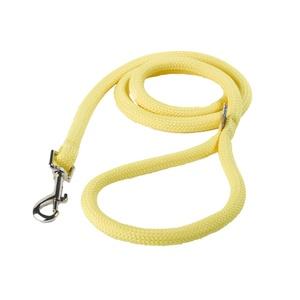 Braided Dog Lead – Daffodil Yellow