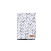 P.L.A.Y. - Luxe Dog Throw – Husky Gray