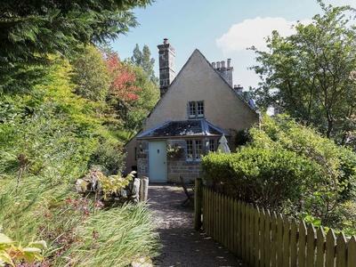 Big Barns Cottage, Highland, Brora