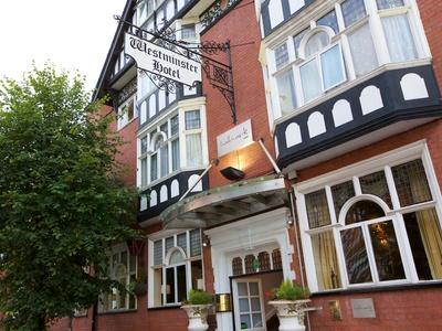 Hallmark Hotel Chester, Cheshire, Chester