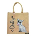Bespoke Poochini Original Bag - Natural 5