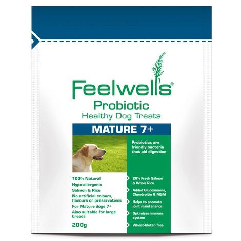 Probiotic Treats - Mature 6 packs x 200g