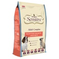 Burgess SupaDog Sensitive Salmon & Rice 12.5kg