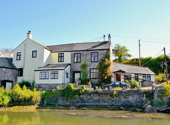 Mill Quay Cottage, Cornwall