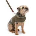 Forest Green Tweed Harness