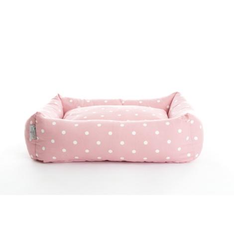 Dotty Rose Lounge Dog Bed 3