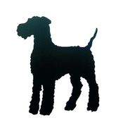 Brume - Airedale Wall Sticker