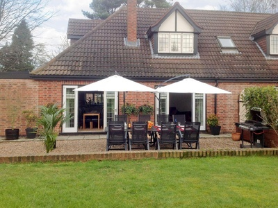 Lambley Lodge, Nottinghamshire, Lambley Rd