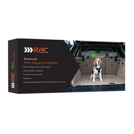 RAC Advanced Mesh Dog Guard