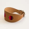 Inca Pink Hound Collar 2
