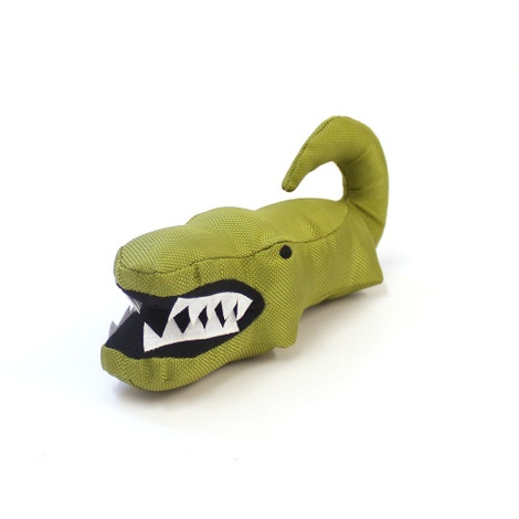 Aretha the Alligator Squeaky Plush Dog Toy 3