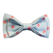 Love from Lola - Cat Collar Bow Accessory - Polka Dot
