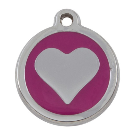 My Sweetie Pink Heart Pet ID Tag
