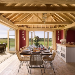 <strong>Wilderness Cottages </strong> Escape to the wilderness and find the perfect fido-friendly woodland hideaway