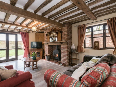 The Old Hall Coach House, Norfolk, Diss