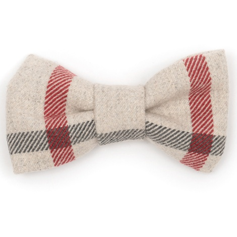 Nottingham Check Bow Tie  5
