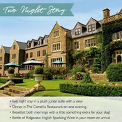 PetsPyjamas - South Lodge Exclusive Two Night Stay Gift Voucher